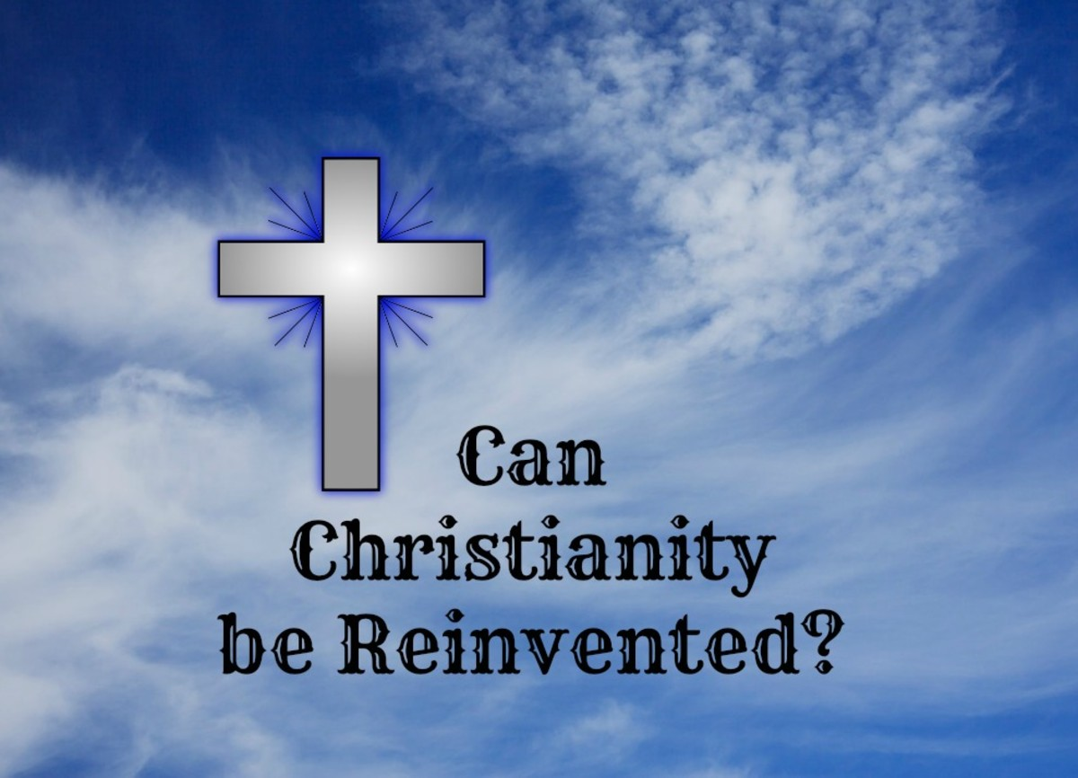 Will Christianity be reinvented and will the churches of the future be secular churches?
