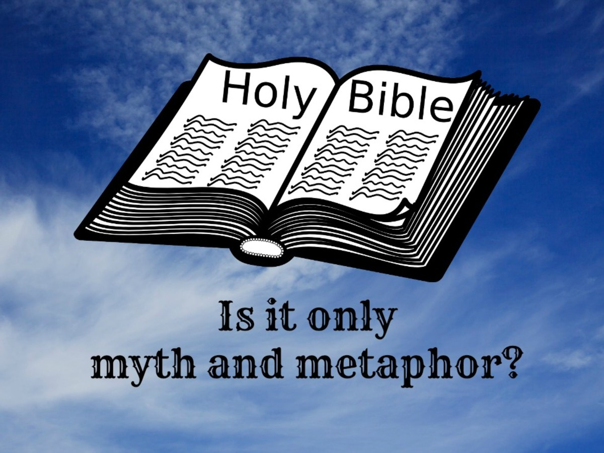Many people learn that the Bible is mostly myth and metaphor when they study religion in a seminary.
