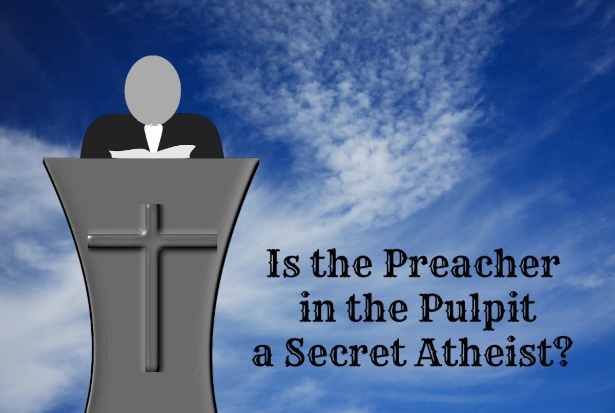 Many members of the clergy are secret atheists.