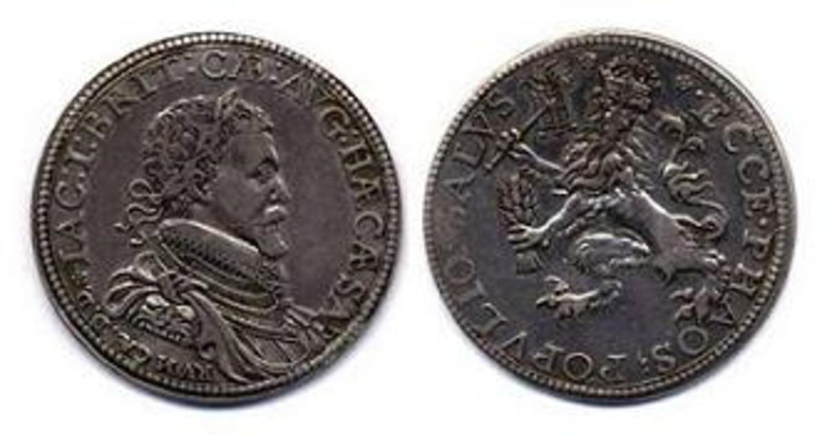 Coronation Medal of James I (1603)