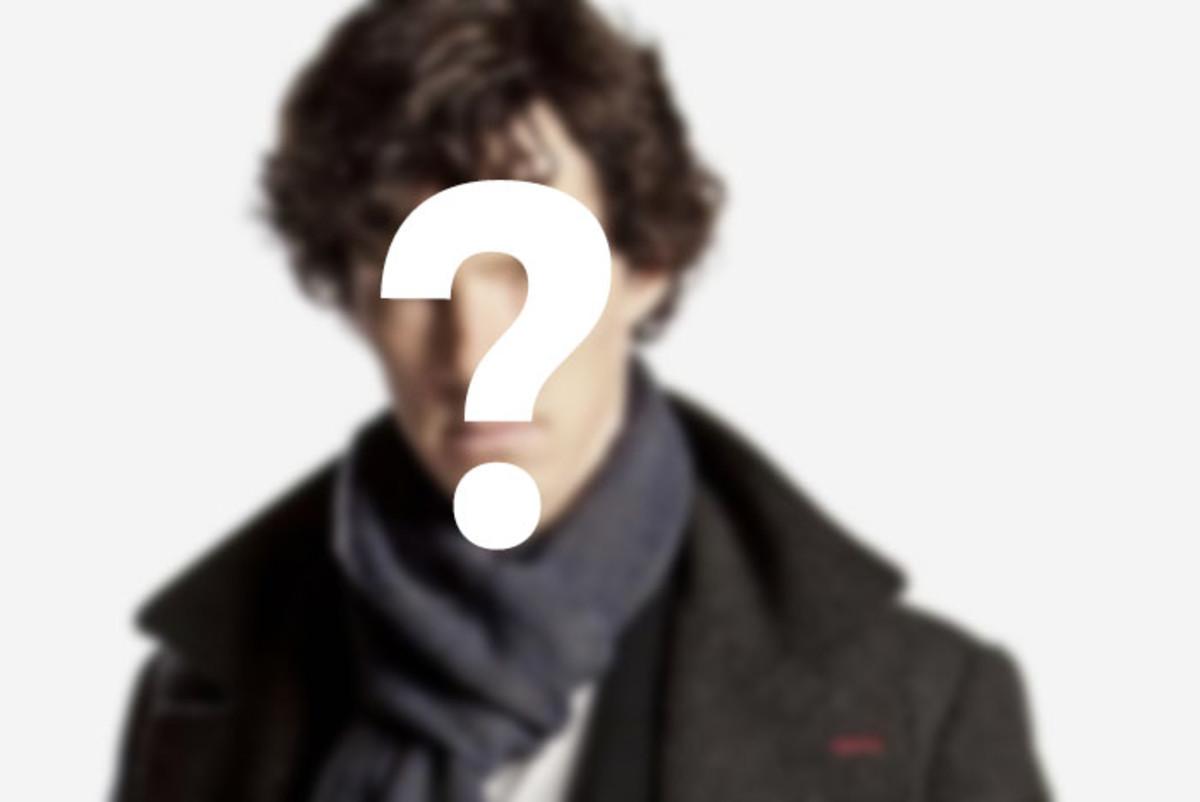 Sherlock Holmes, the archetype for self-entitled assholes everywhere.