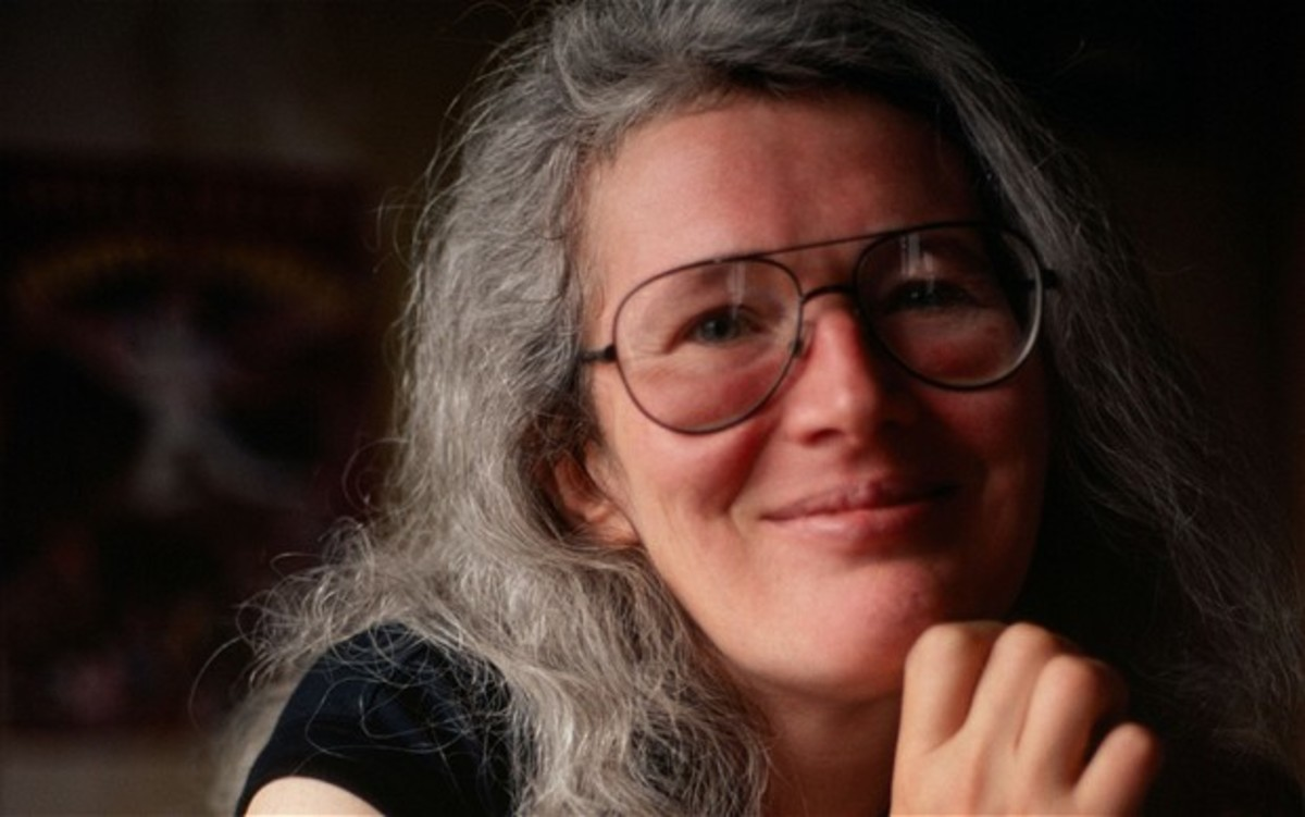 "Angela Carter: author of ""The Bloody Chamber and Other Stories"""