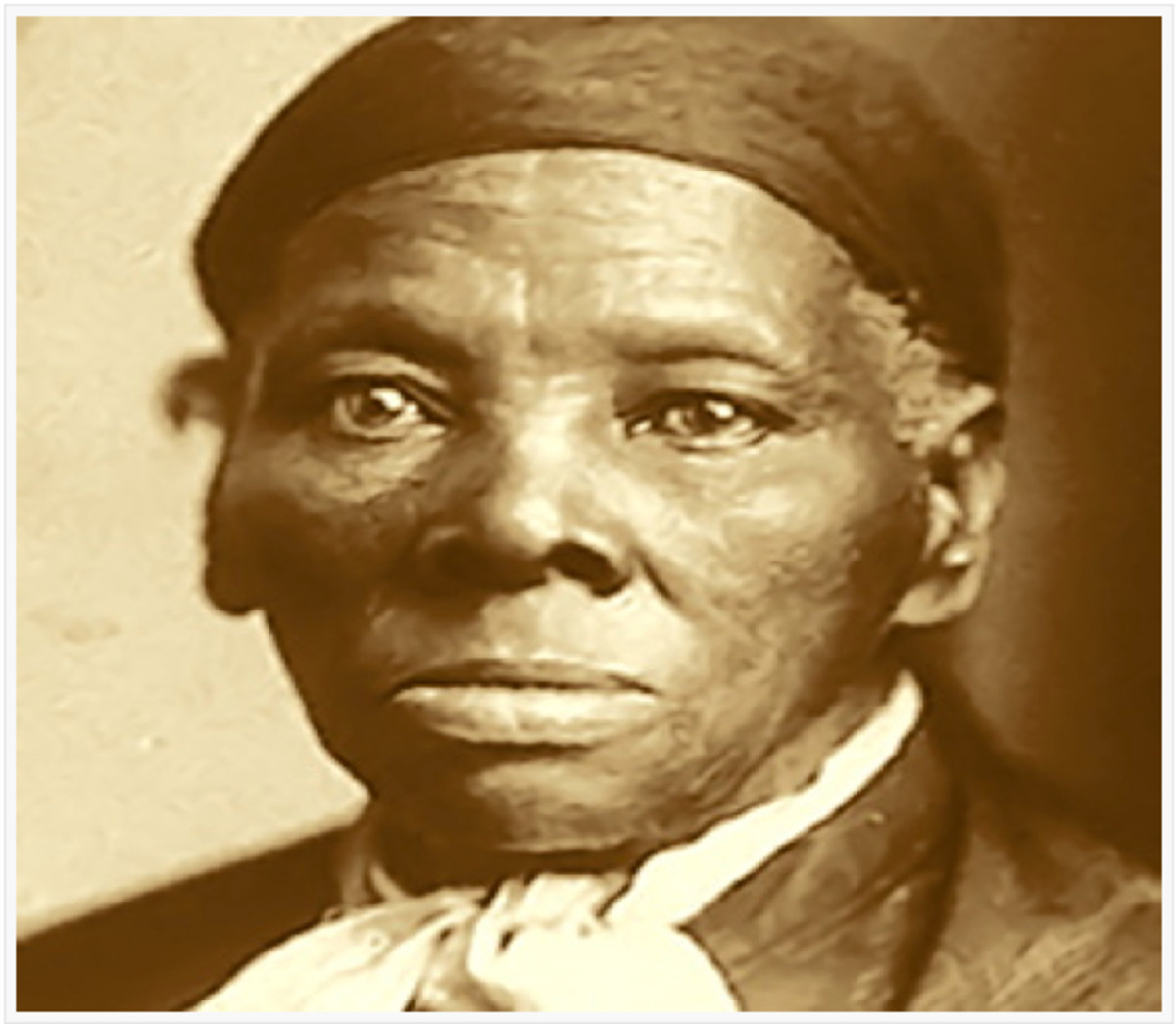 Harriet Tubman, who stood about five feet tall, escaped form slavery to become a leading abolitionist.  She returned to the South several times and helped more than 300 slaves escape.
