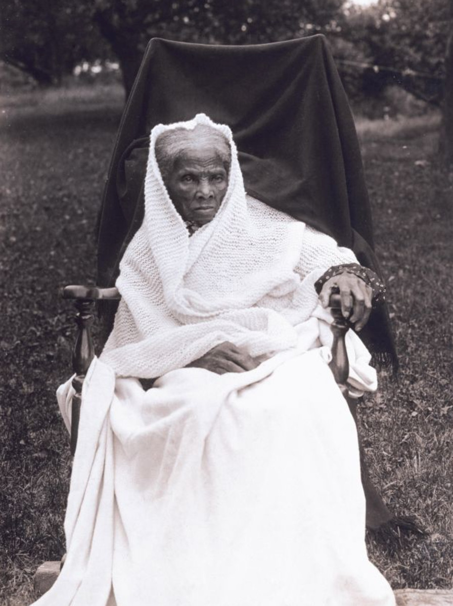 "Harriet Tubman made so many trips back to the South leading slaves to freedom, via the Underground Railroad, that she was referred to as the ""Moses of her people"" by abolitionists and the slaves she helped to escape."