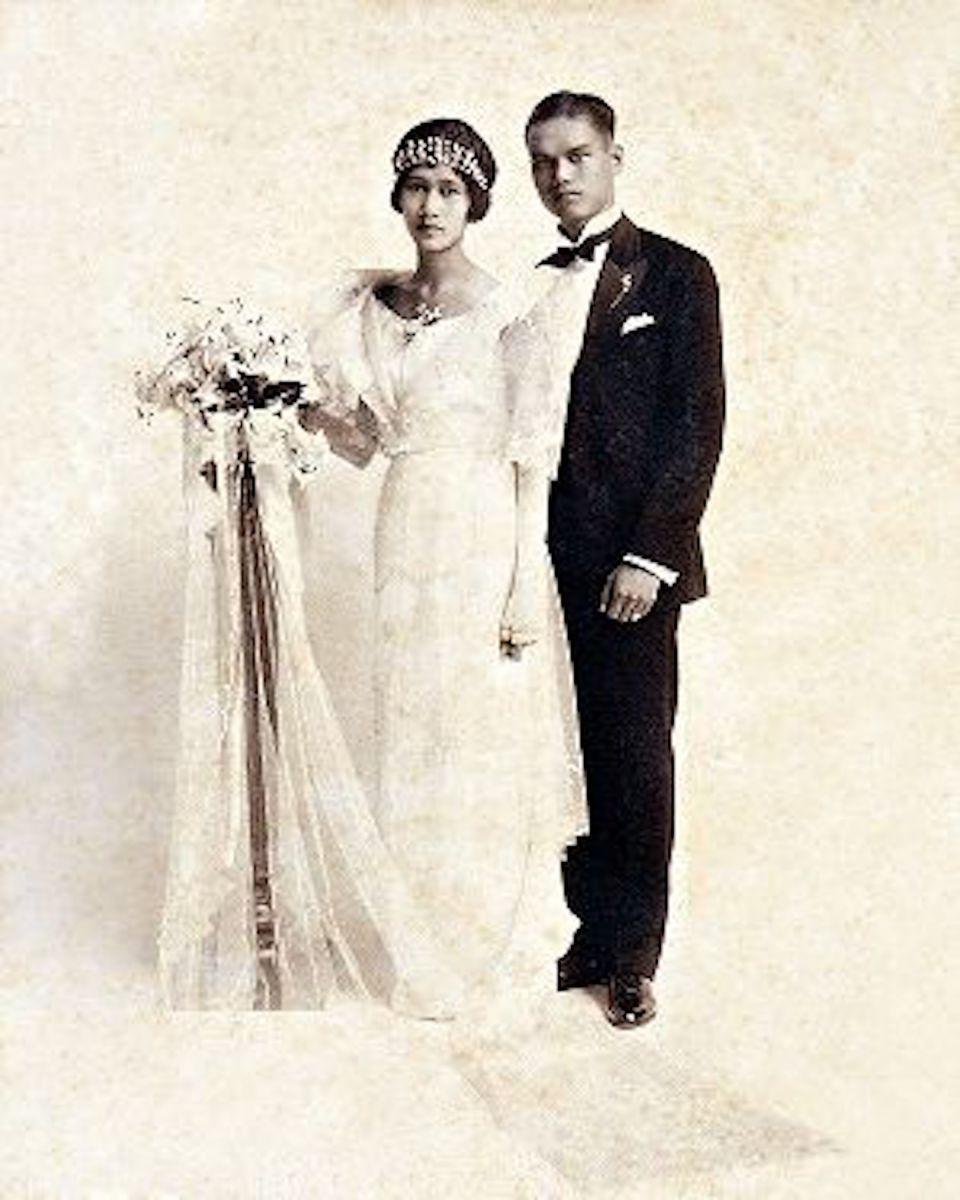 Angela Manalang Gloria Wedding