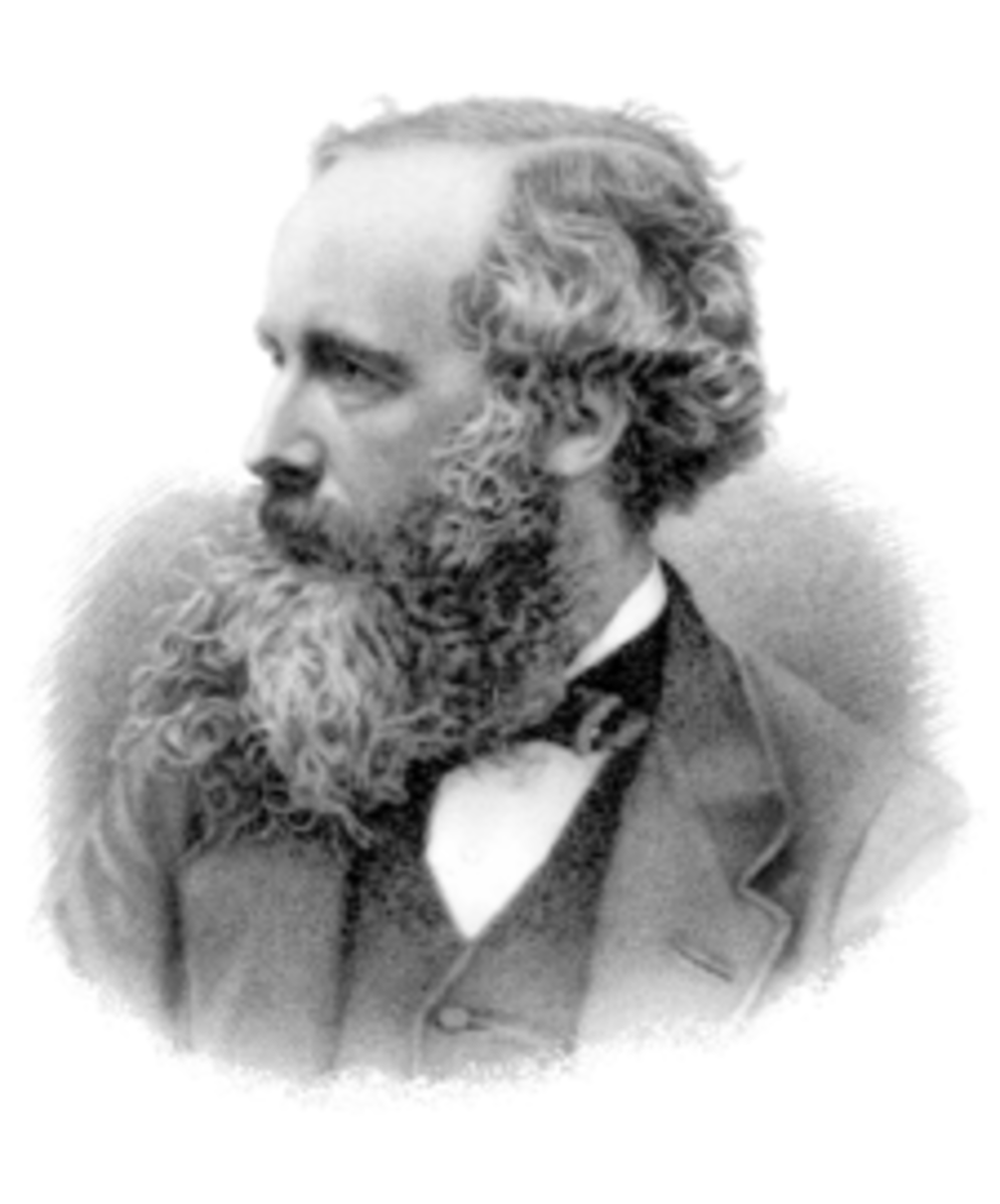 James Clerk Waxwell (1831-1879)