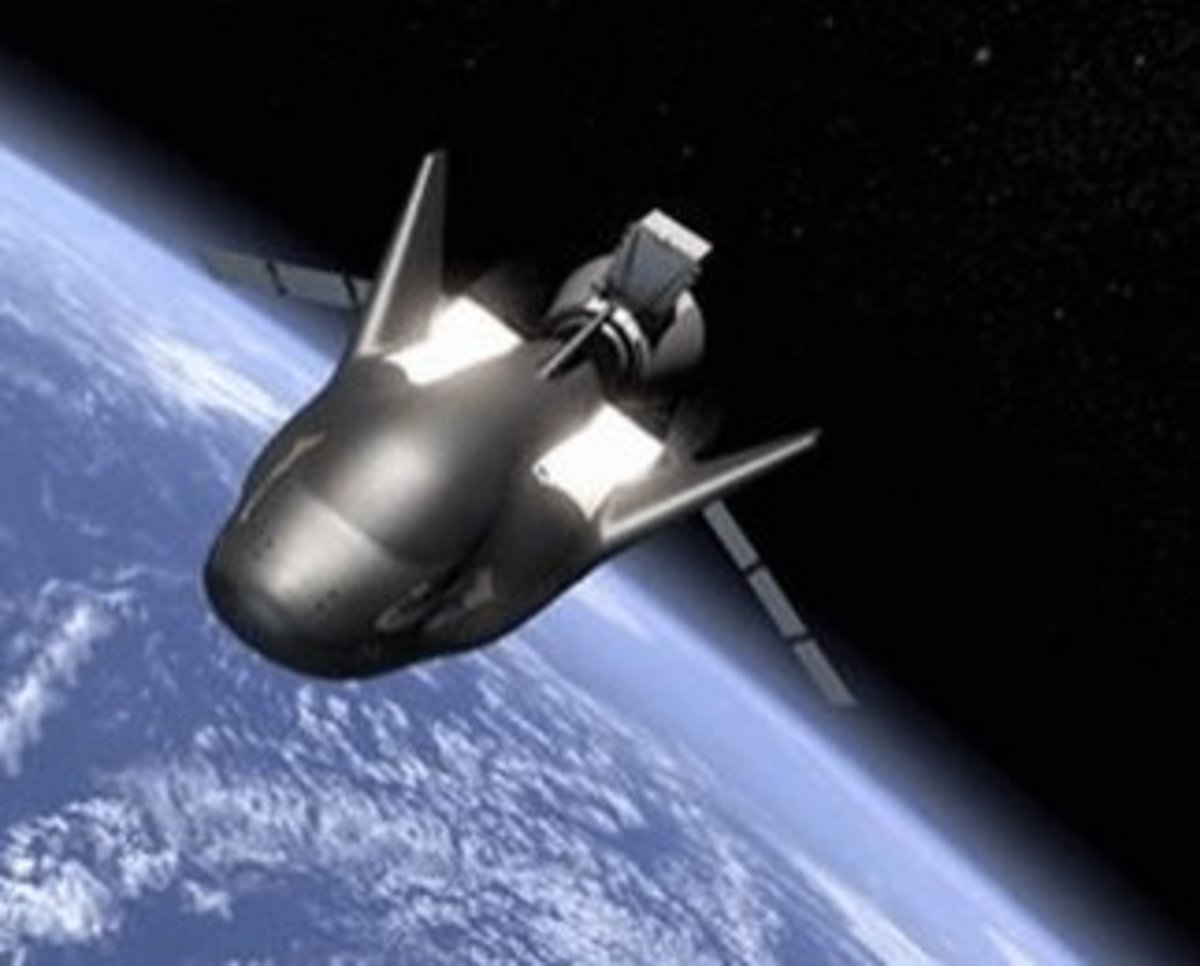 The Dream Chaser Cargo configuration.
