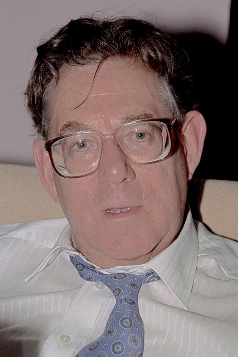 Paul Crutzen.  Image courtesy Wikimedia Commons.