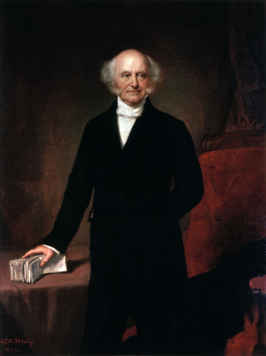 martin-van-buren-8th-president