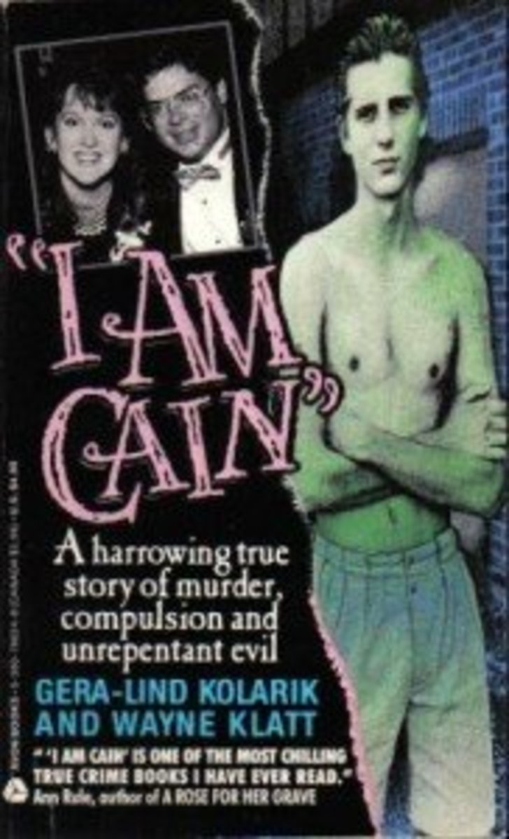 I am Cain by Gera-Lind Kolarick and Wayne Glatt