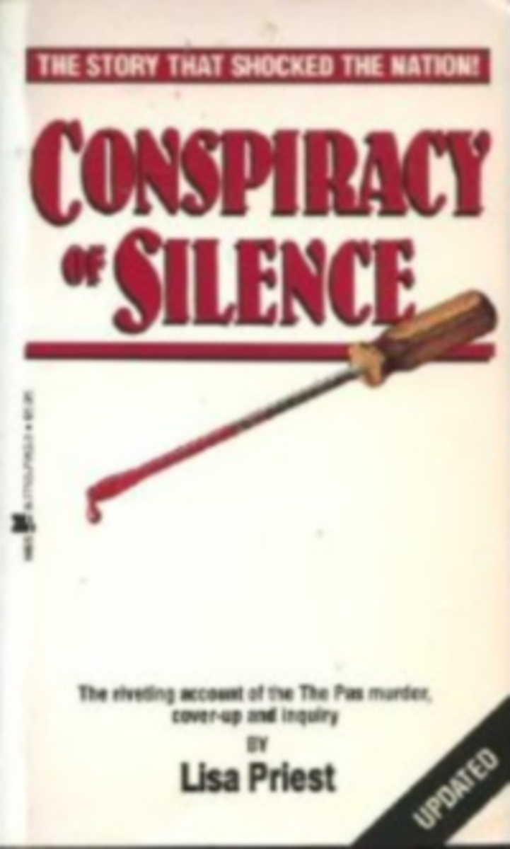 Conspiracy of Silence by Lisa Priest
