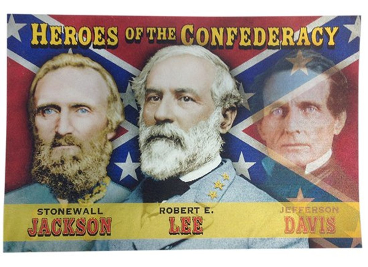 The Confederacy entered the war with strong leaders who were so effective it seemed that they would win the war until 1863, and even after Gettysburg there was still the possibility of a Southern victory.