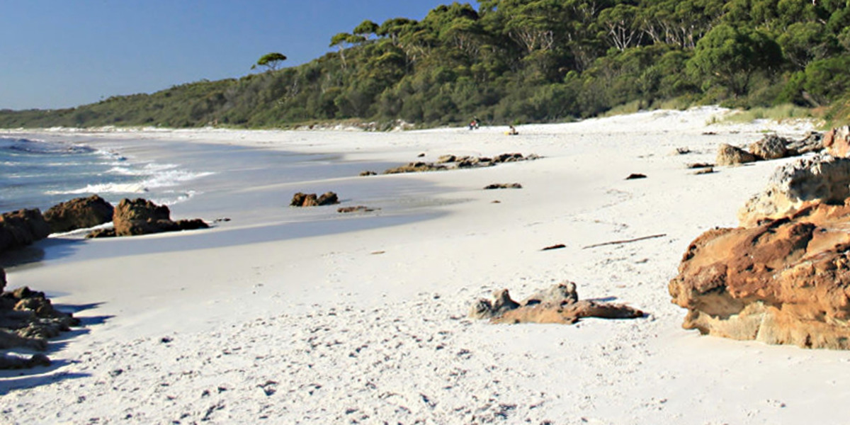 White Hyams Beach