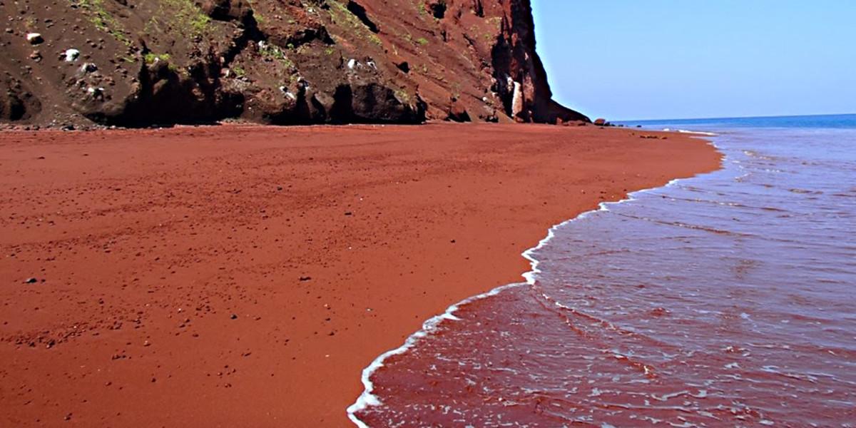 Red Kokkini Beach
