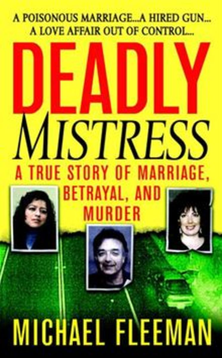 Deadly Mistress by Michael Fleeman