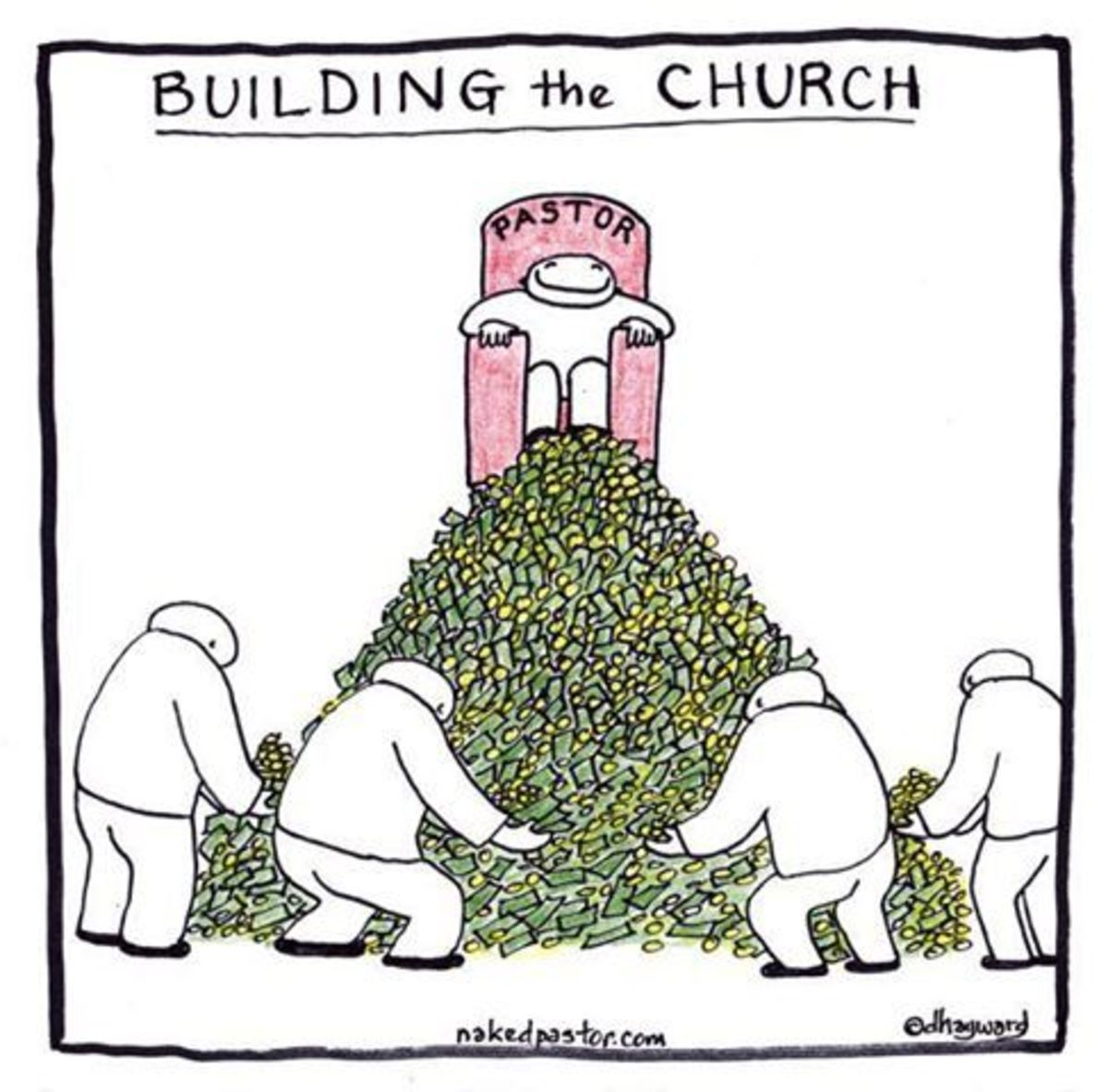 Tithing Abuse in the Church System