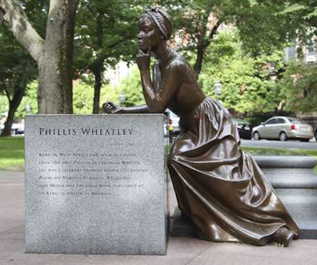 """Phillis Wheatley's """"An Hymn to the Morning"""""""