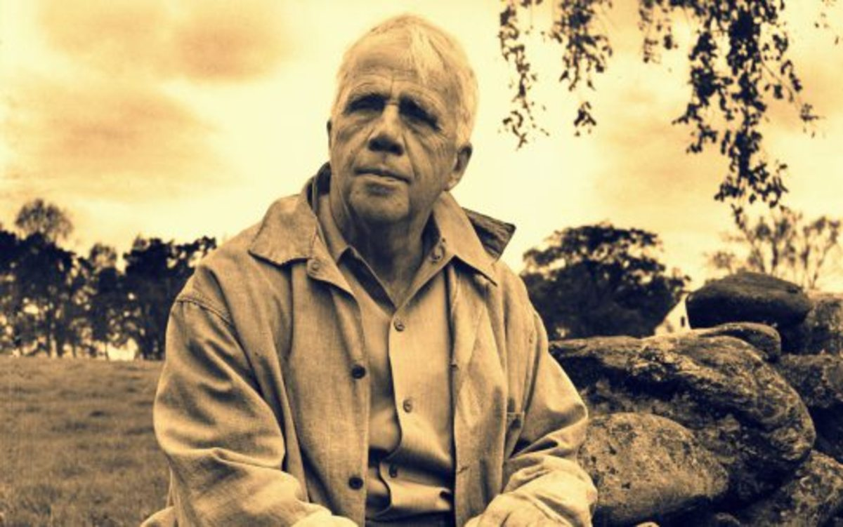 "Robert Frost's ""Putting in the Seed"""