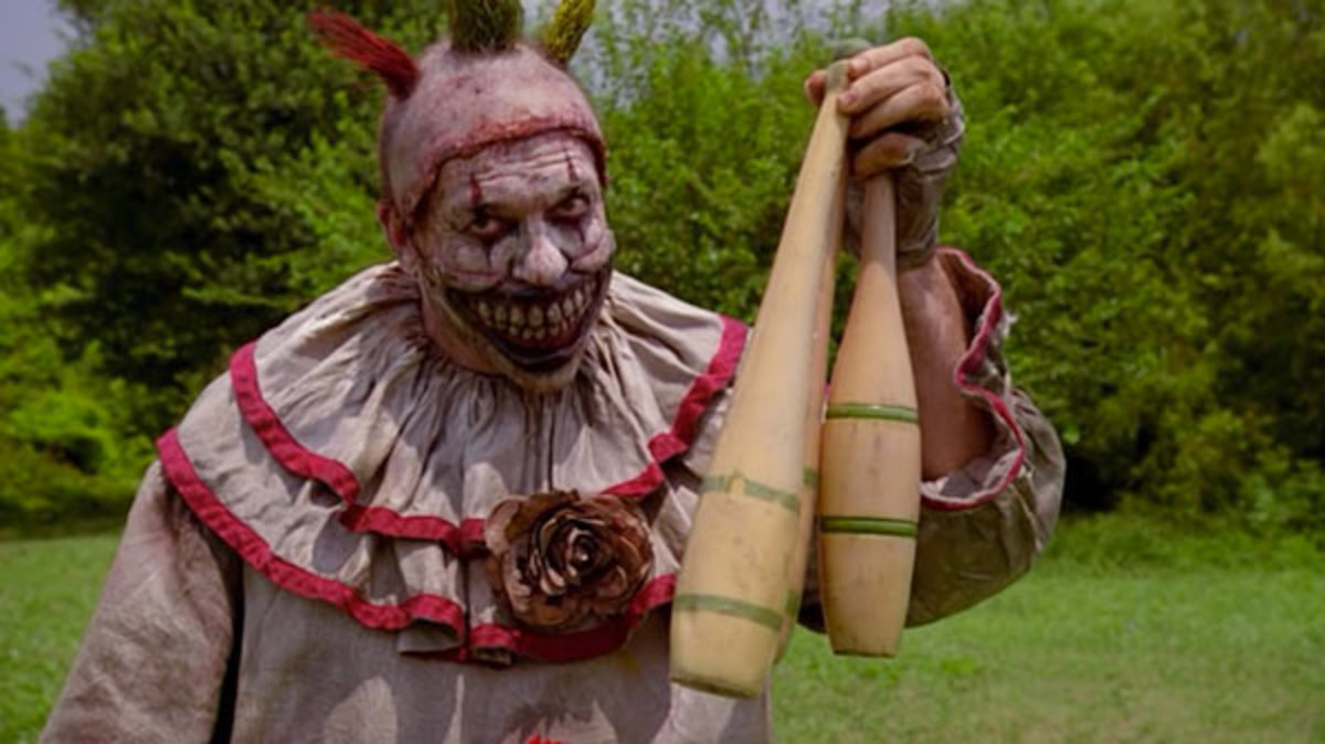 Twisty is a delightful clown.