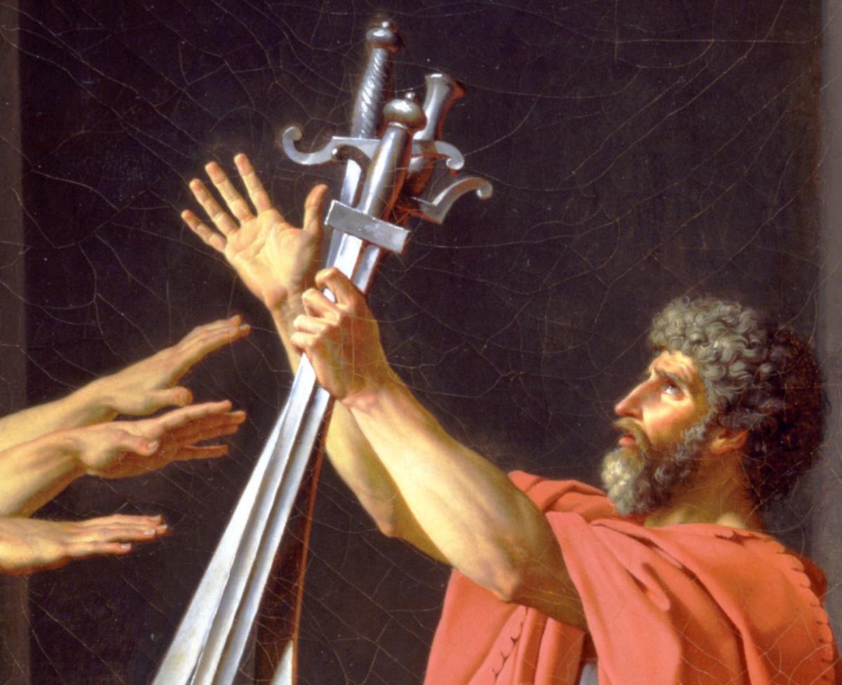 The Oath of Haratii