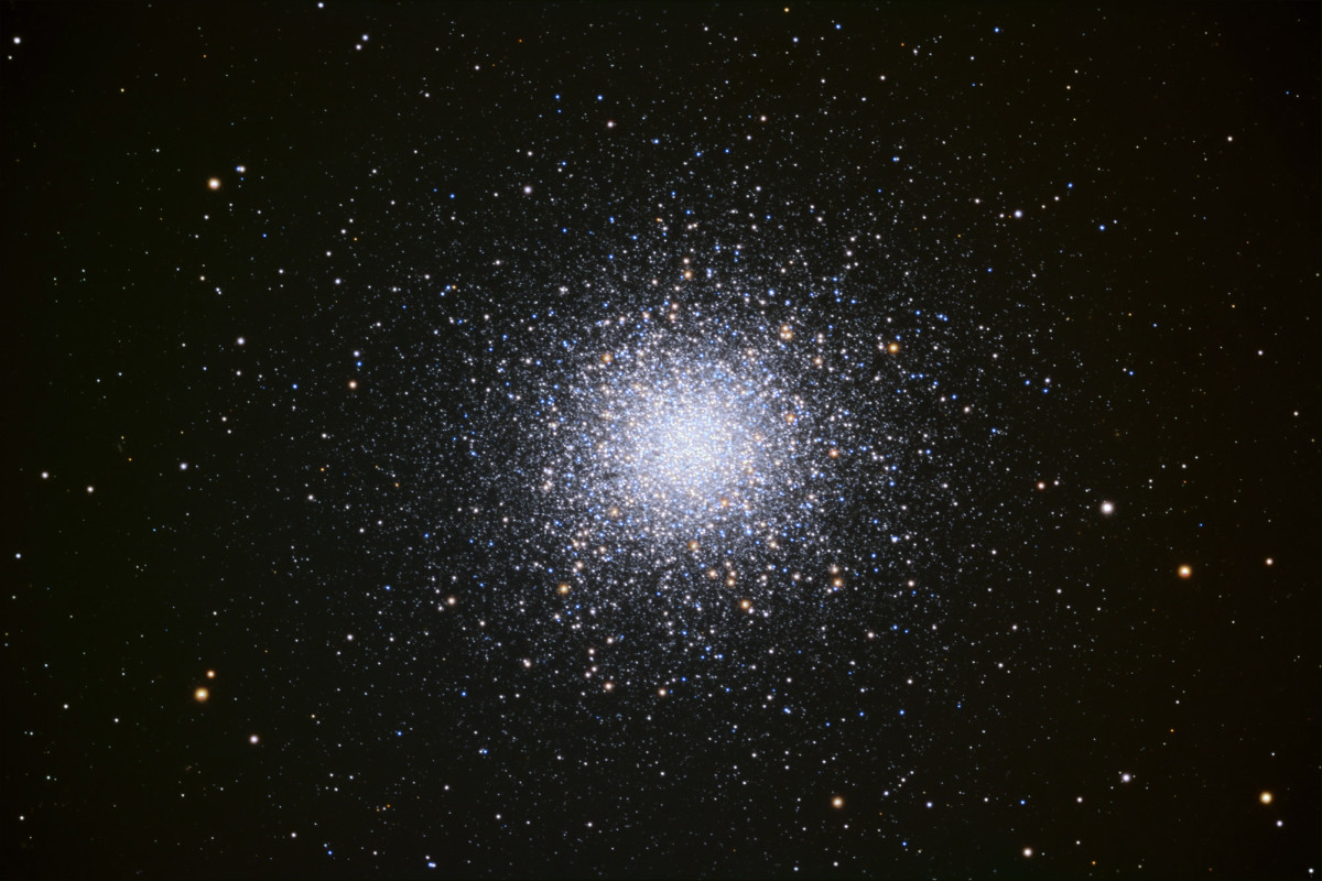 A star cluster.