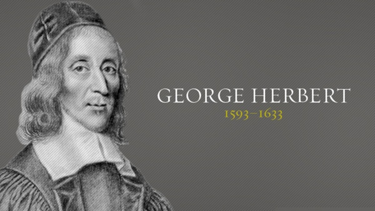 "George Herbert's ""The Altar"""