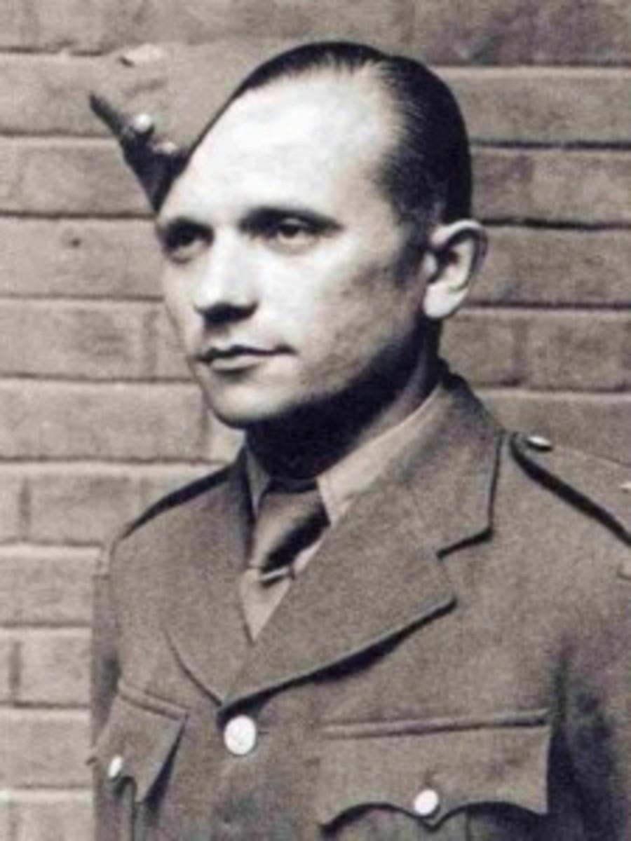 Josef Gabcik.