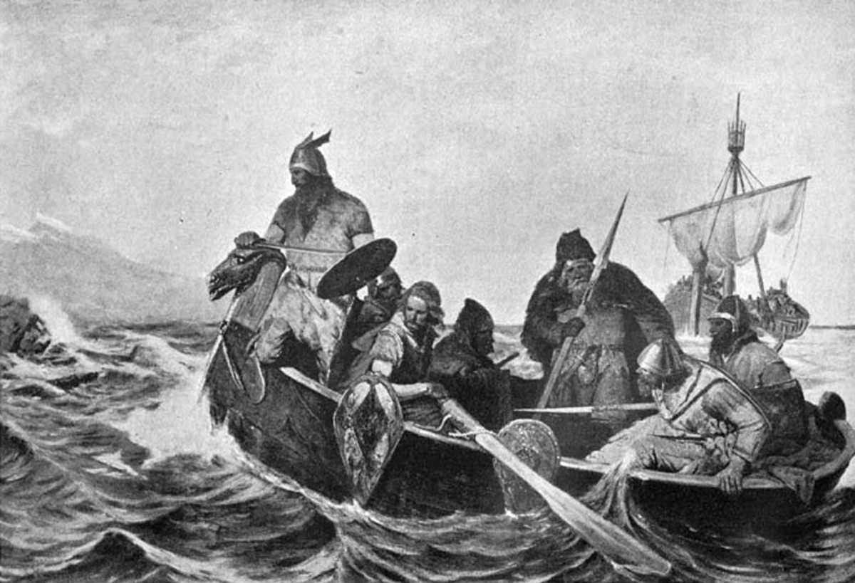 The Vikings - Fearsome Warriors and Brave Explorers