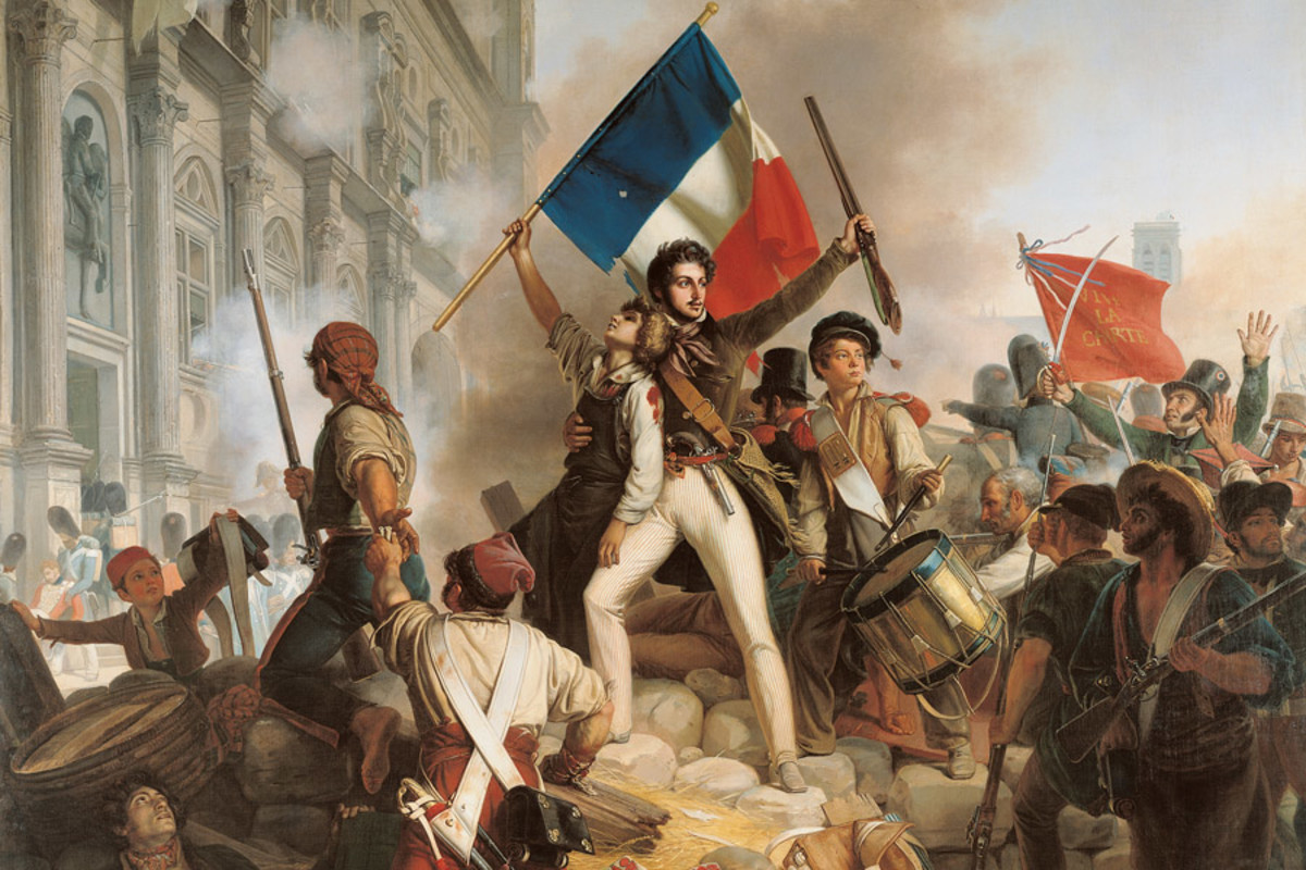 French Revolutionaries