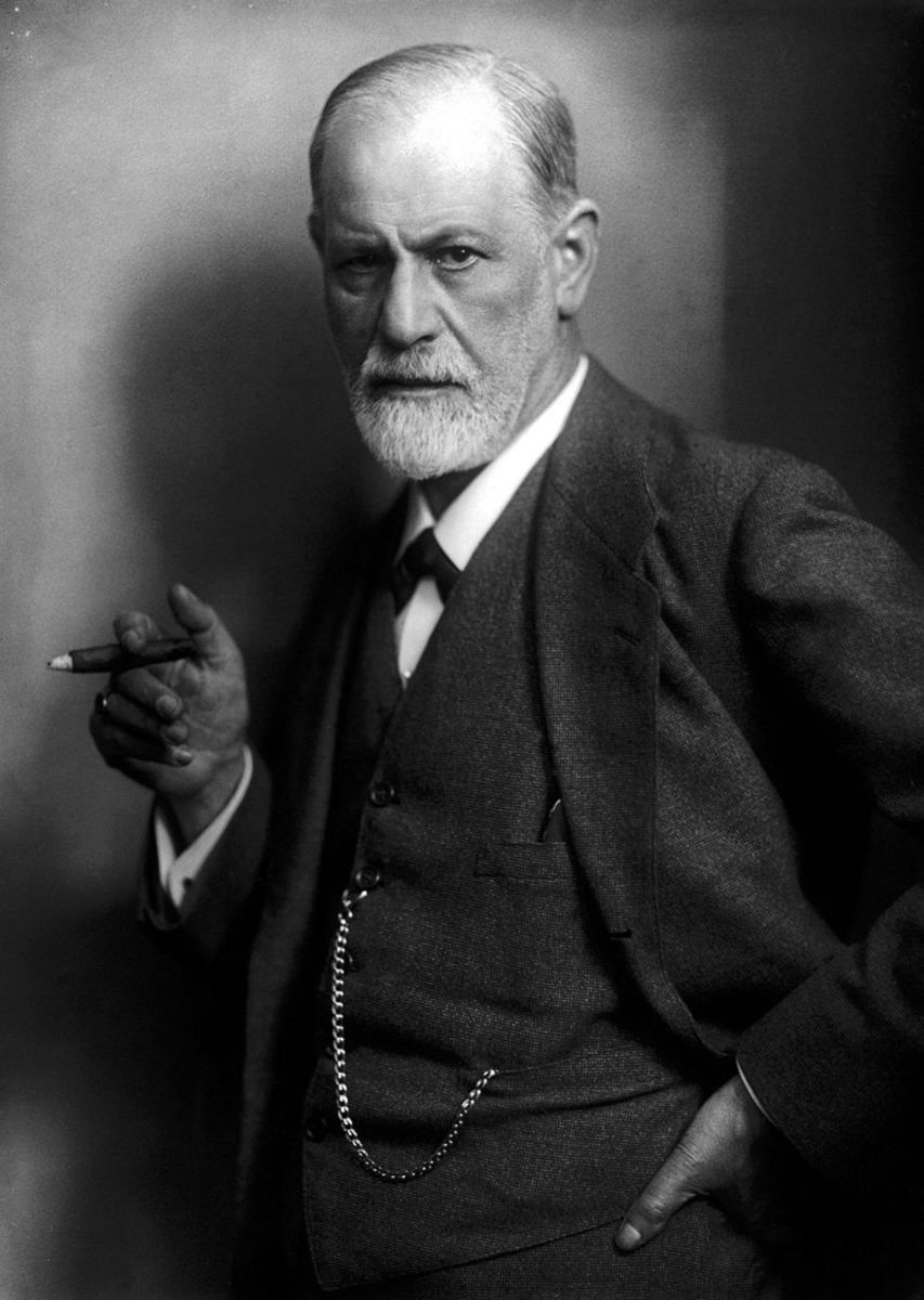 When I was studying psychology, I found Freud to be more than interesting.  What was the true rational behind his theories?  Why did he think the way he thought?  Was there a deeper meaning behind his work?  What do you think?