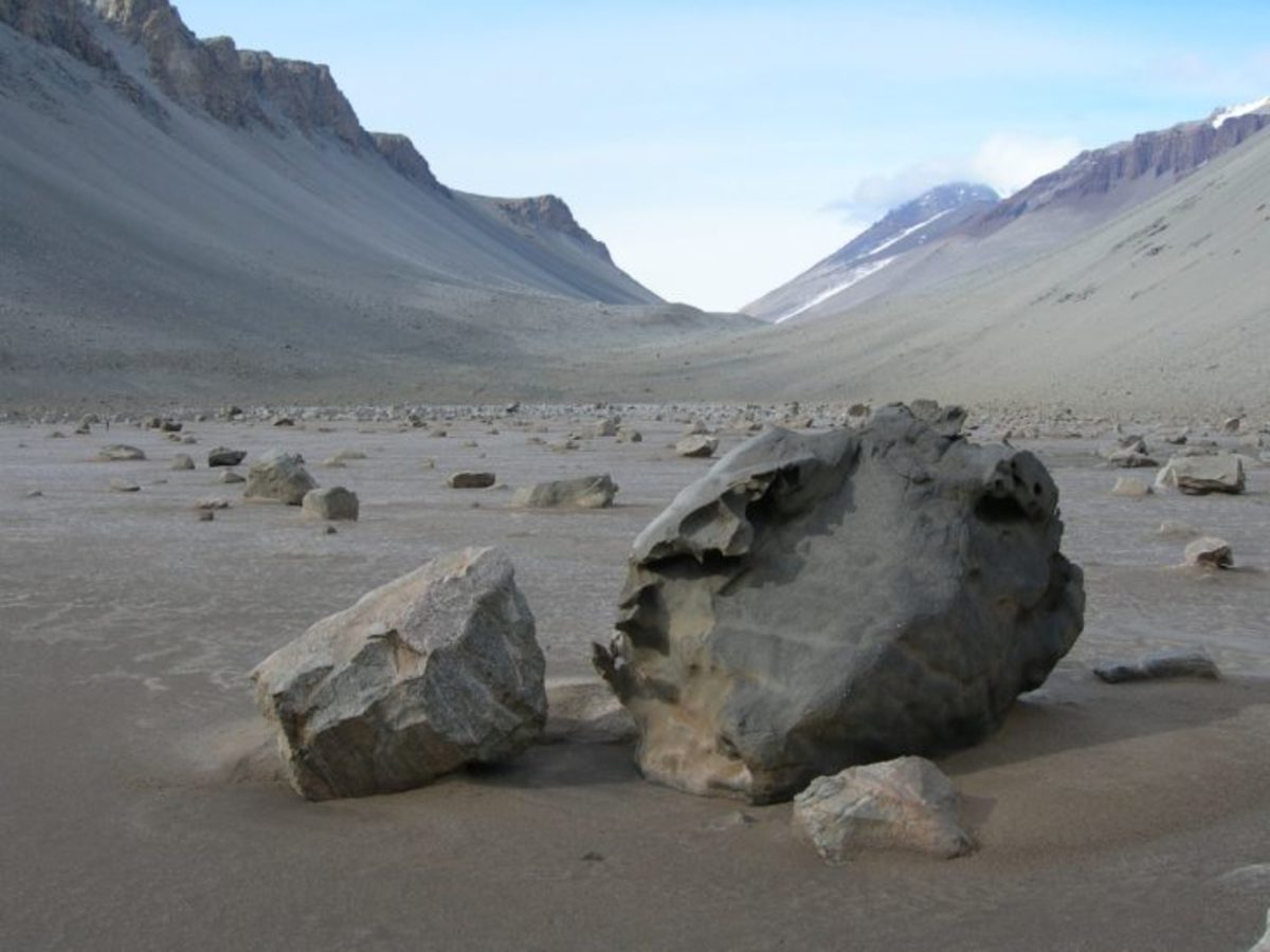 A McMurdo Dry Valley