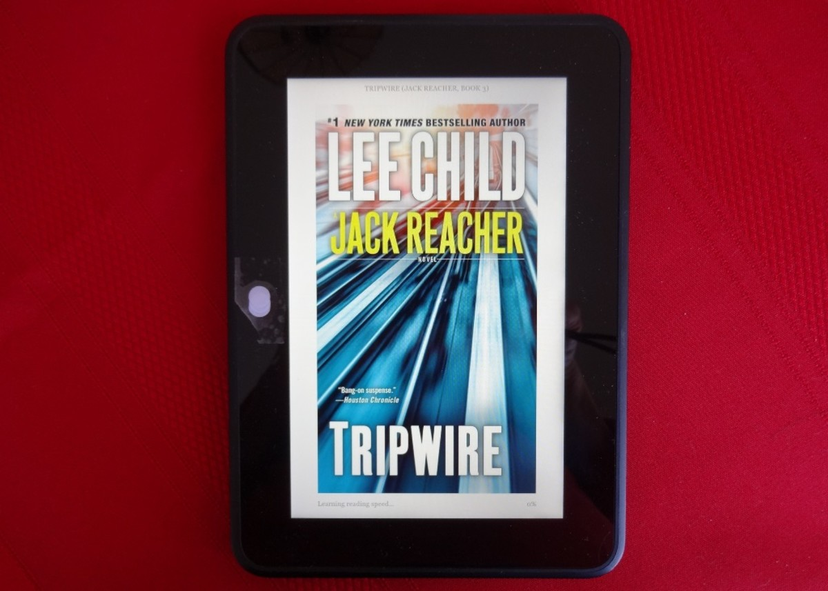 Jack Reacher Novels: What Makes Them so Appealing? | Owlcation