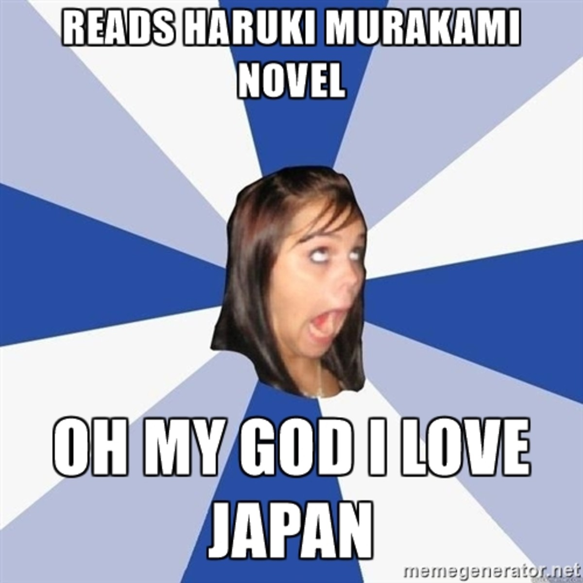 Does Murakami touch the Japanese psyche, or is it just a Western thing?