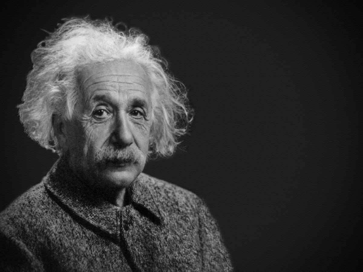 An Undisputed Genius Among Geniuses  -  and yet, Balanced by His Ordinary Humanness