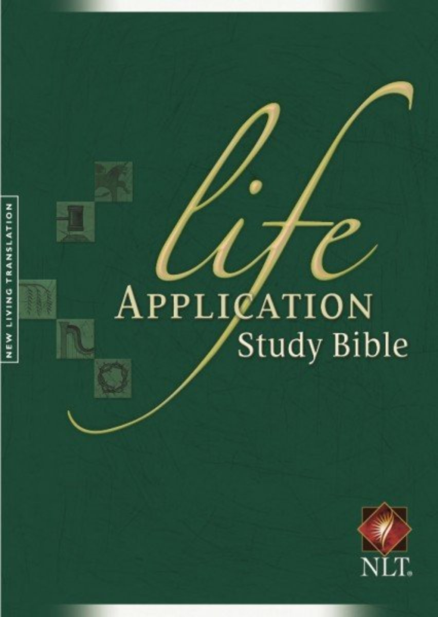 This is a picture of the Bible I have.