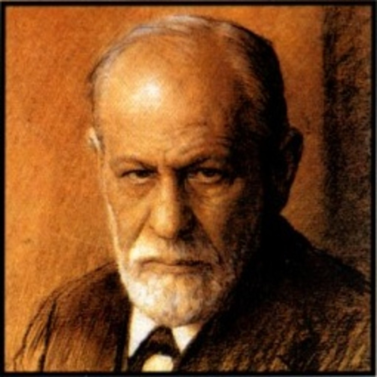 Sigmund Freud Father of Psychoanalysis