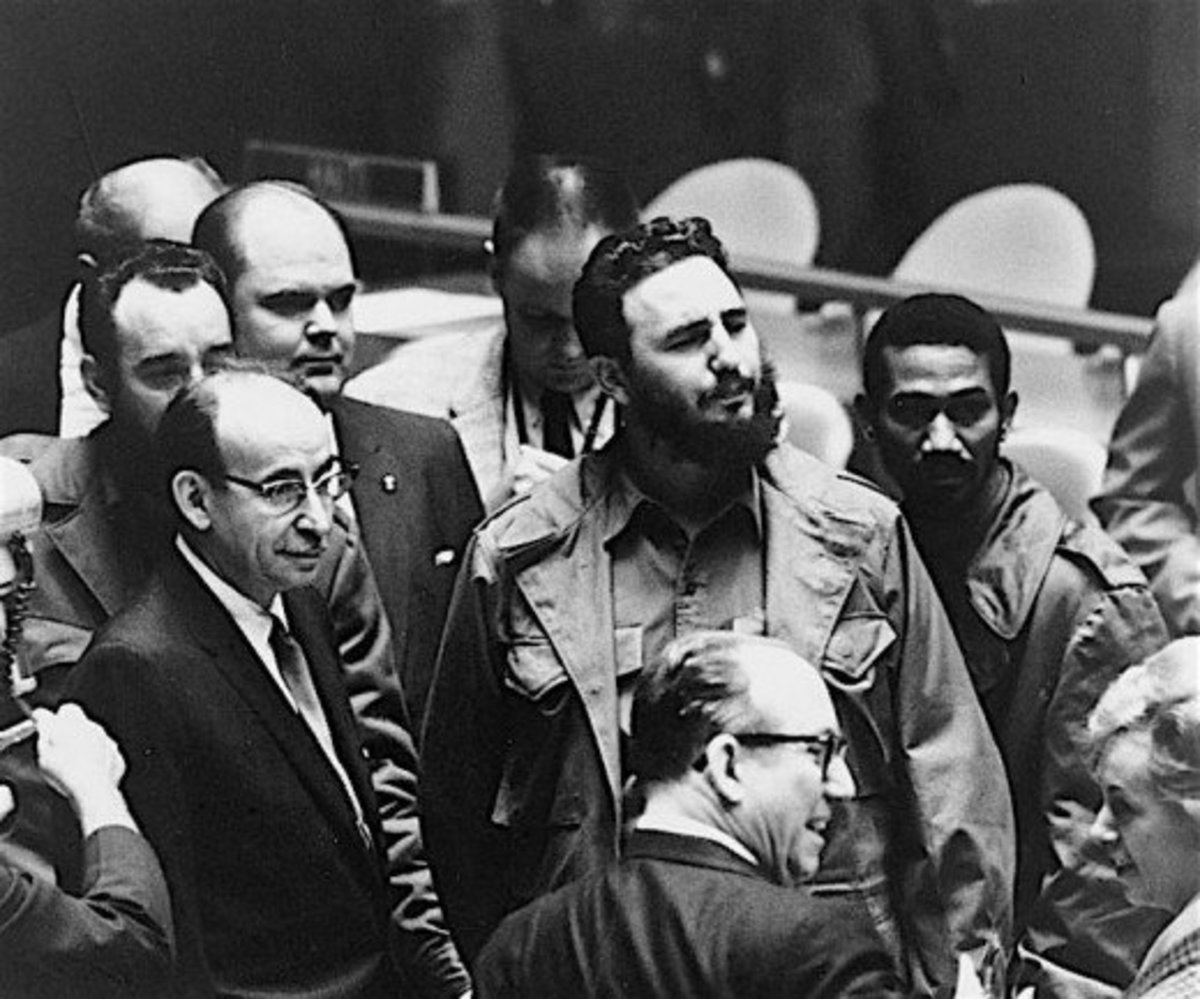 Fidel Castro was known as a great orator and motivational speaker and loved by his followers.