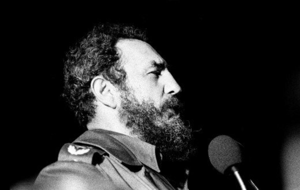 Fidel Castro once gave a speech that lasted seven hours.