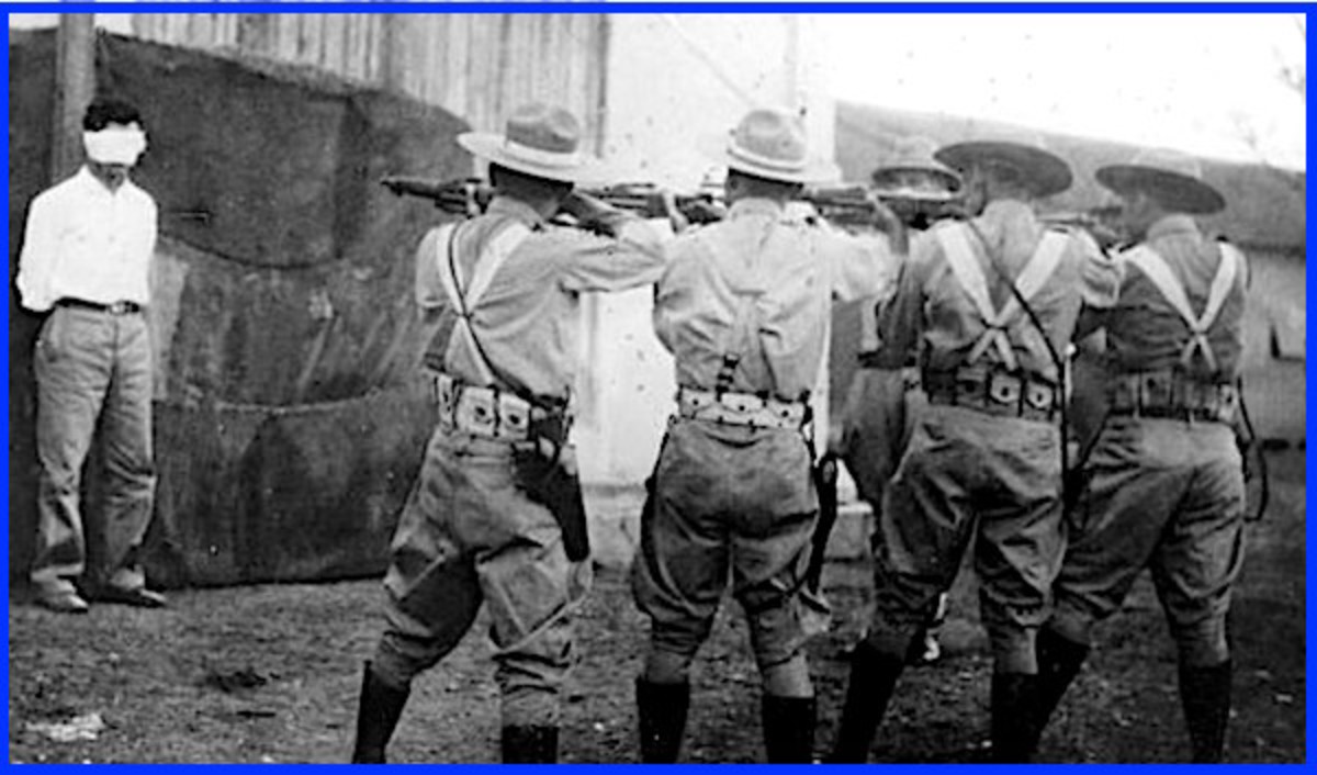 Fidel Castro was lucky to have avoided Fulgencio Batista's firing squads.  This Castro supporter wasn't so lucky.