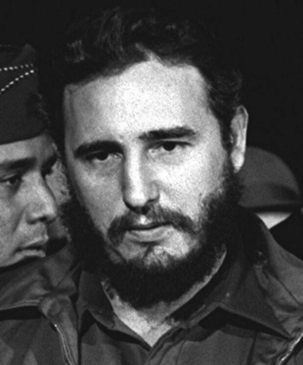 "Popular Fidel Castrol quote: ""A revolution is a struggle to the death between the future and the past."""