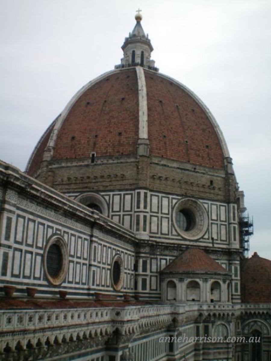 Dante's bel San Giovanni (c) A. Harrison