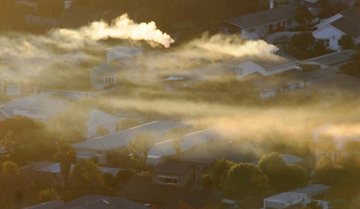 Auckland's air quality is poor and regularly exceeds national environmental standards.