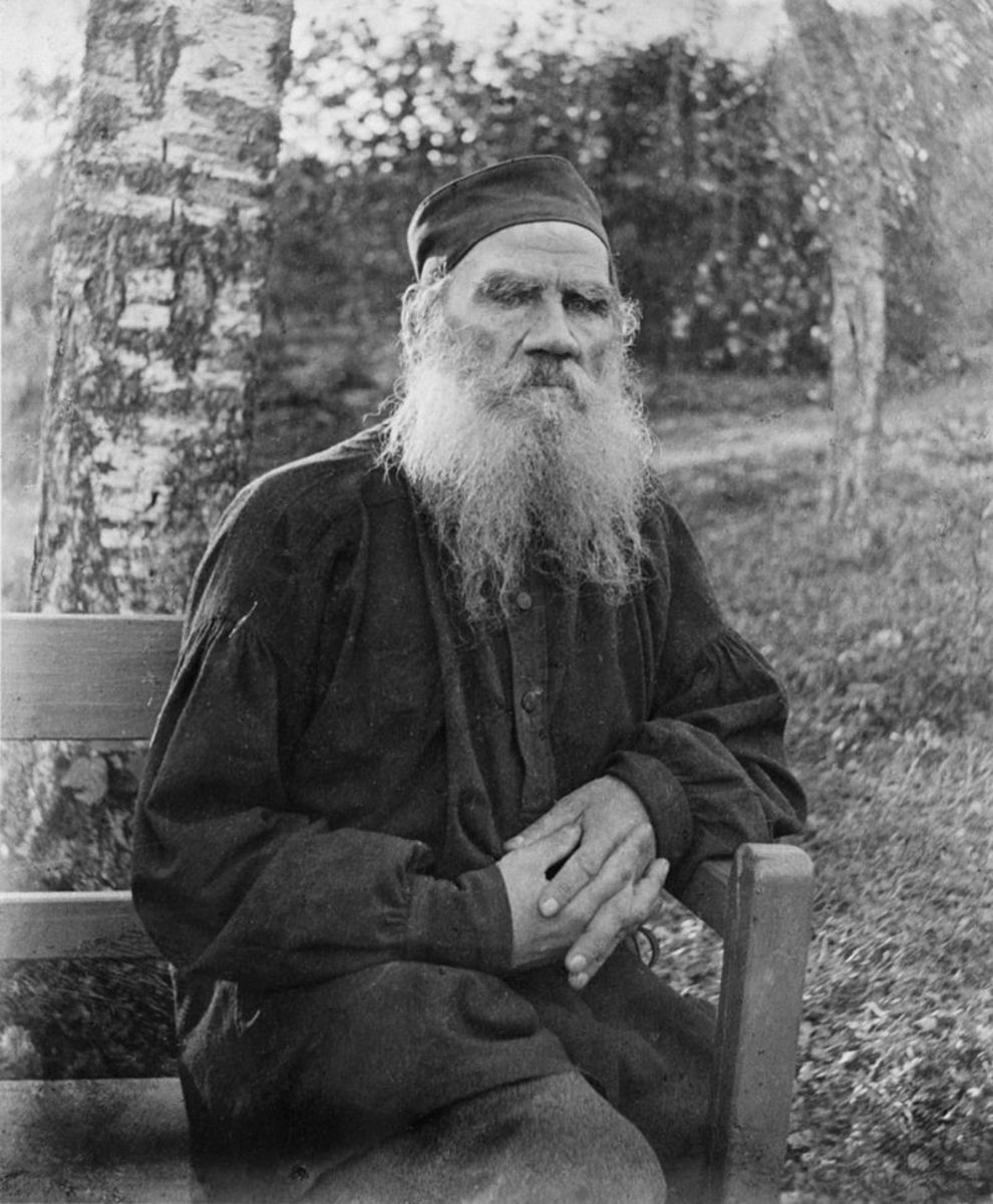 Tolstoy's War and Peace formed the model for its successor Life and Fate, but Grossman diverges from the Count's philosophy on the idea of freedom.