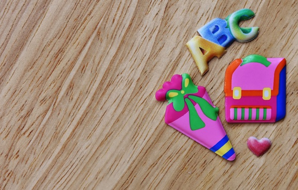 Alphabets are the building blocks of English language.