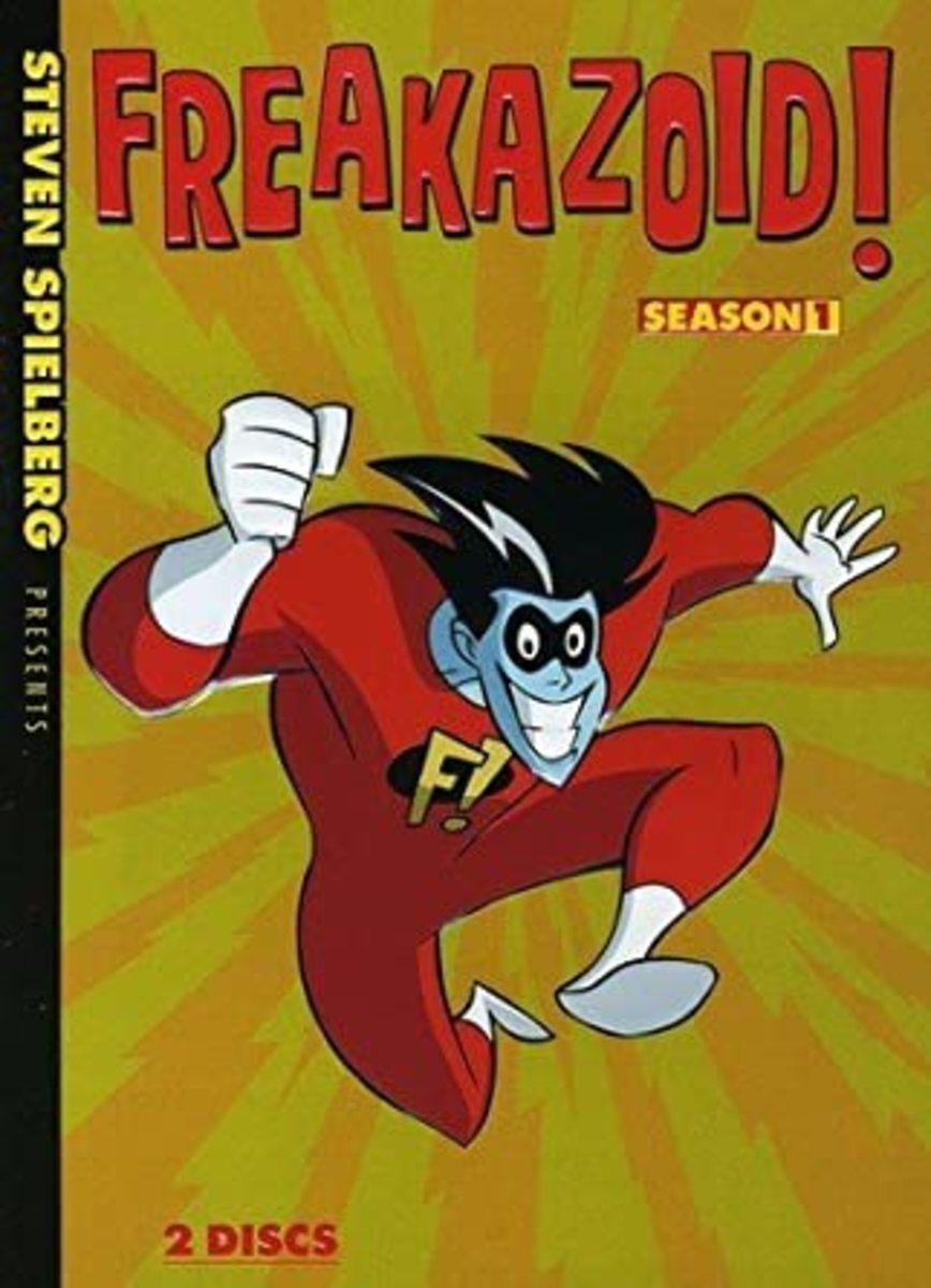 Freakazoid! Season 1 (DVD)