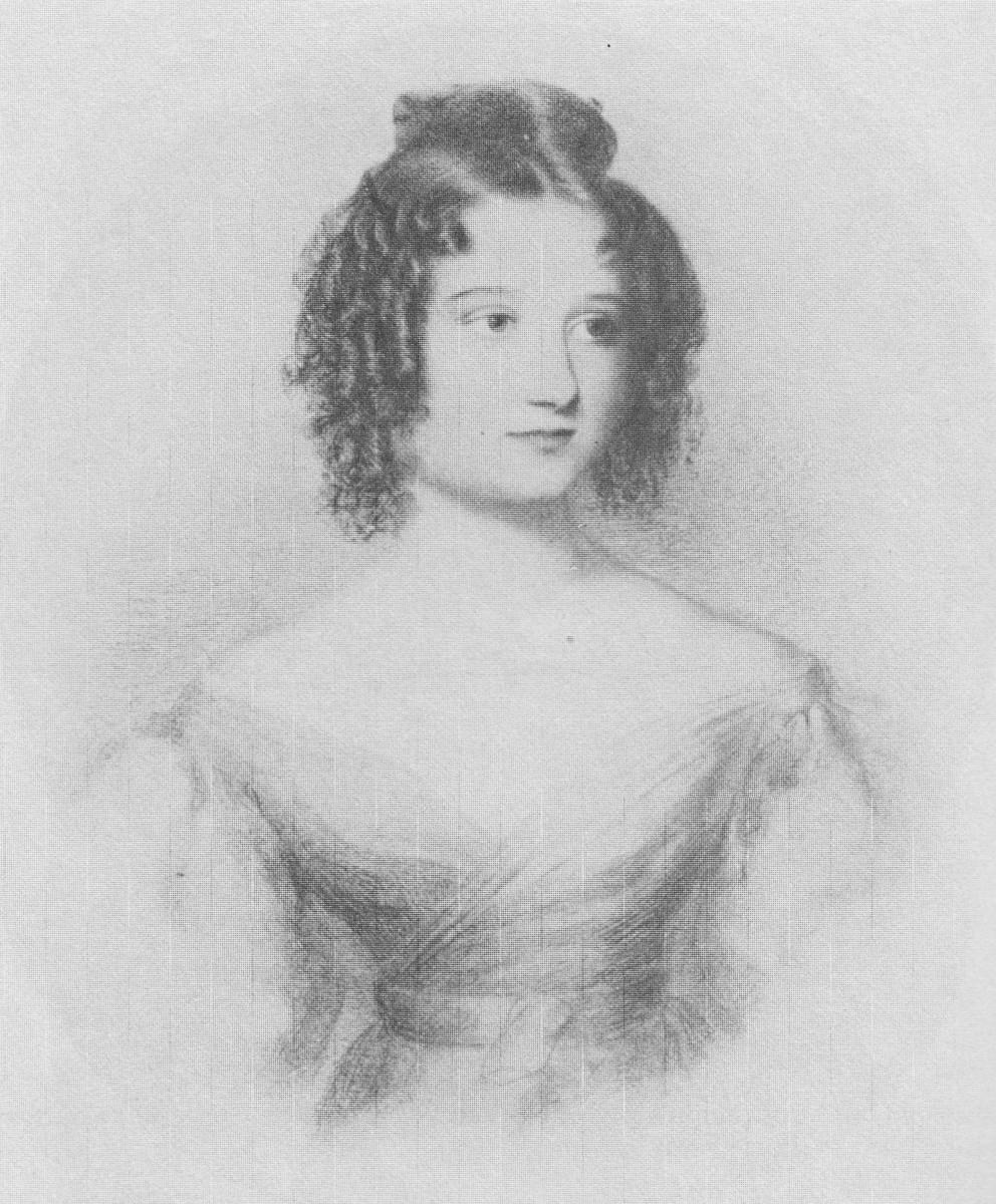 Ada Byron, age 17
