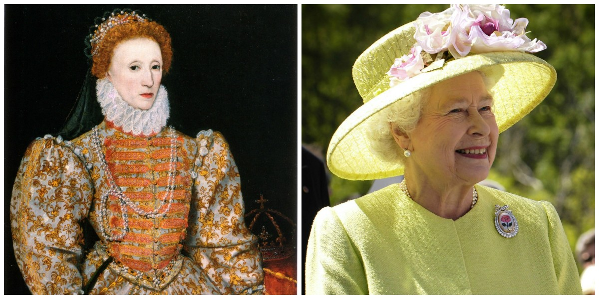 Queen Elizabeth I and Queen Elizabeth II reigned over very different types of governments.