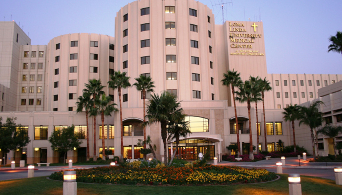 Loma Linda Medical Center, an SDA facility.