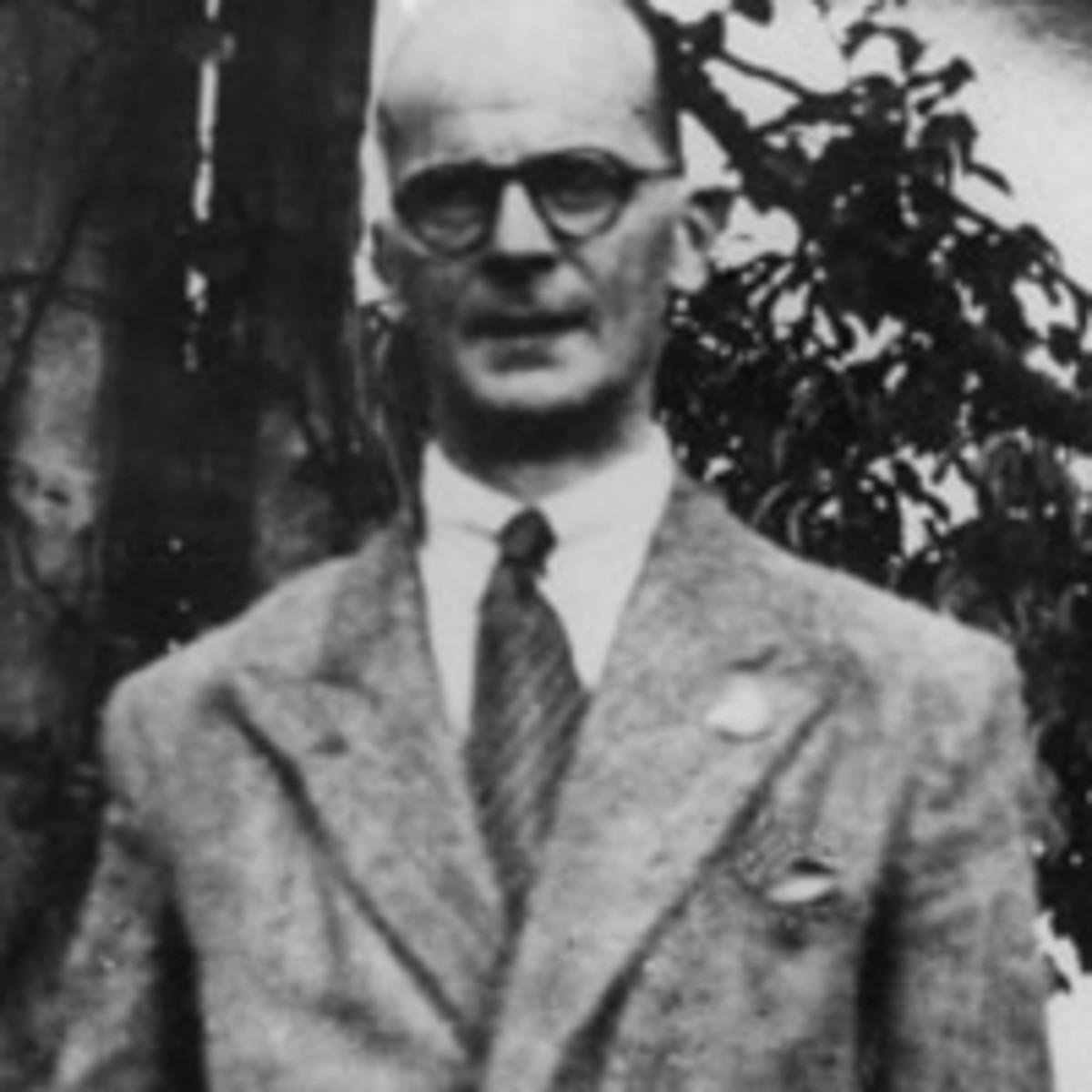John Reginald Christie.