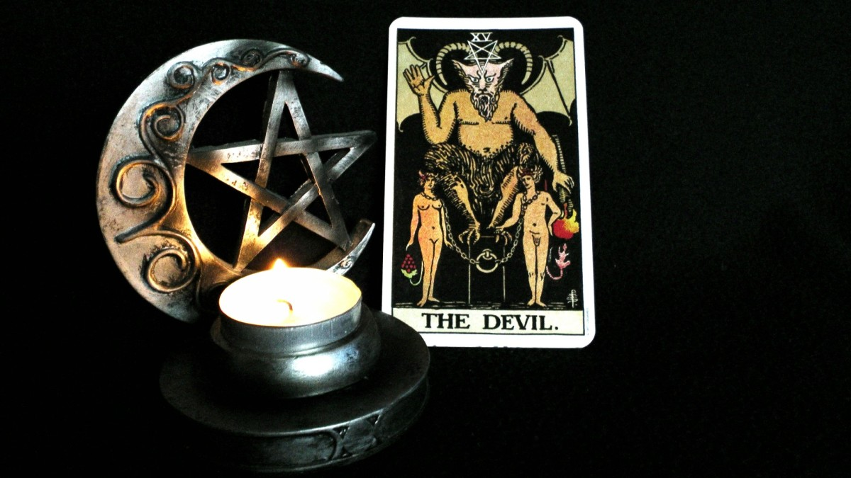 Satanic cults are a popular scapegoat for conspiracy theorists.